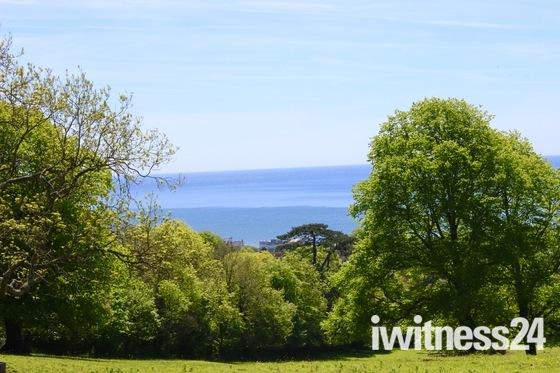 Beaut Day beautiful Sidmouth