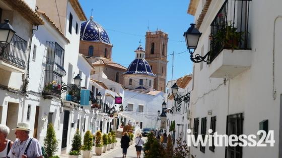 Altea,Spain