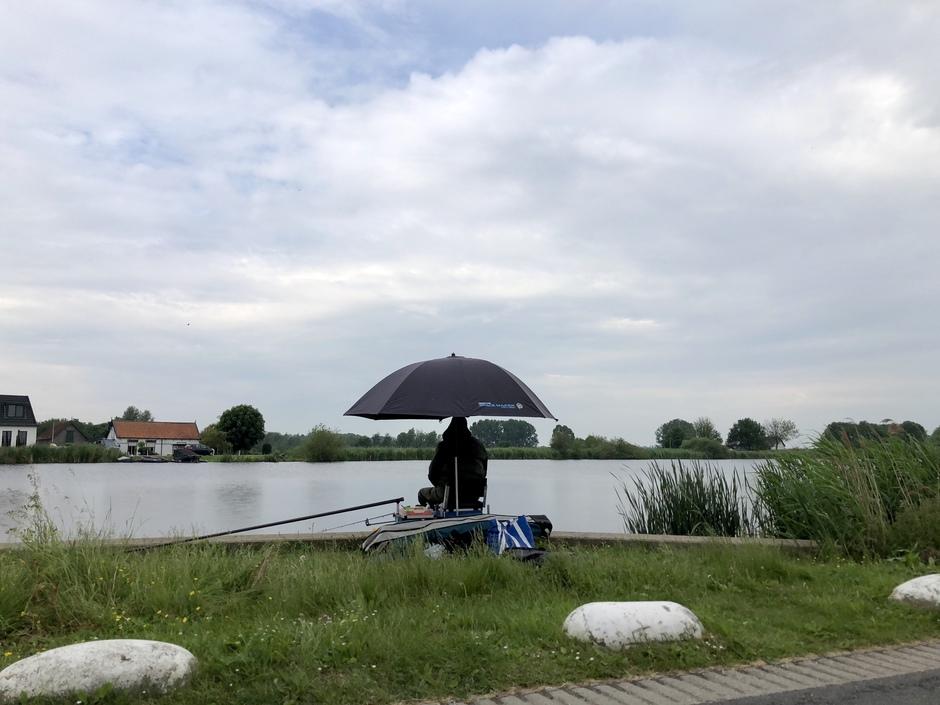 Paraplu nodig vandaag