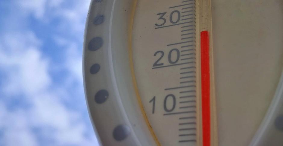 Warme dag