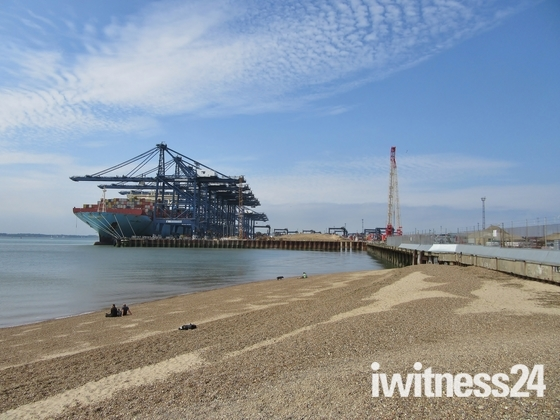 Felixstowe Spa Gardens and Docks