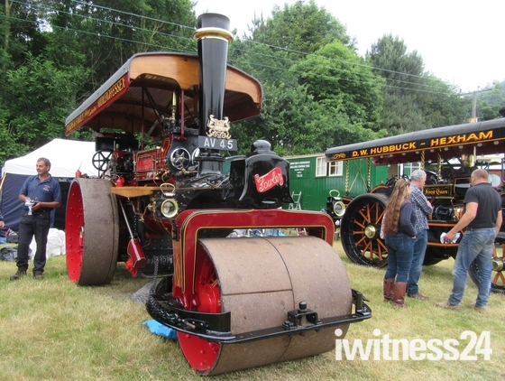 Aldham Steam Rally 9th/ 10th June 2018