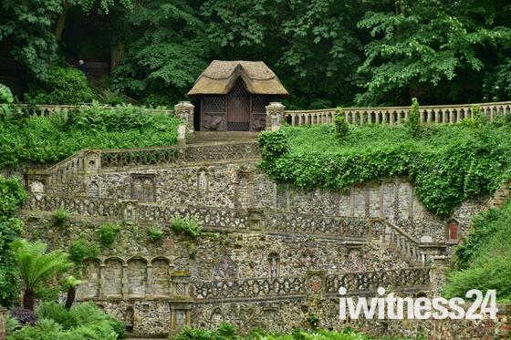Plantaion Gardens Norwich