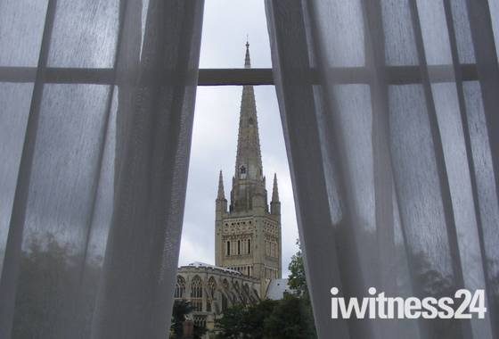 Norfolk Landmarks Norwich Cathedral