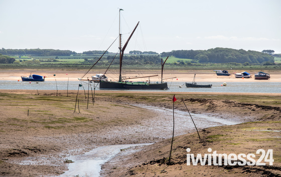 The Juno from Blakeney Point