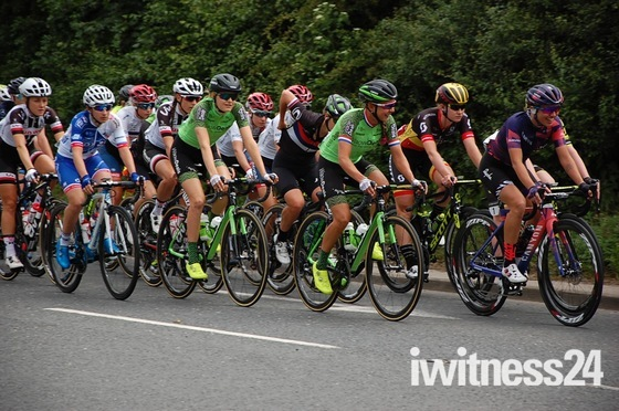 Ladies OVA Tour of Britain Cycle Race