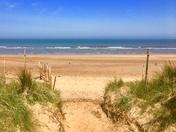 Holme-next-the-sea beach