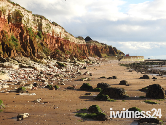 Hunstanton & Old Hunstanton beaches