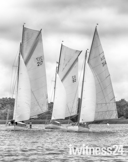Barton Broads Open Cruiser Regatta