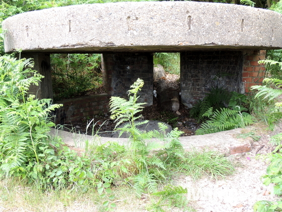 WW2 Pillboxes Gunton / Lowestoft