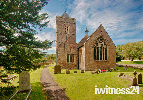 Church of St Peter and St Paul, Weston in Gordano