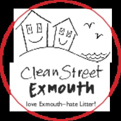 Clean Street Exmouth Logo