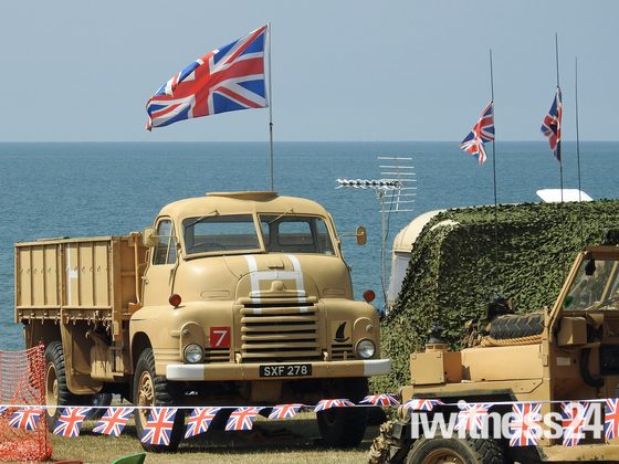 Hunstanton help our local heroes & veterans event