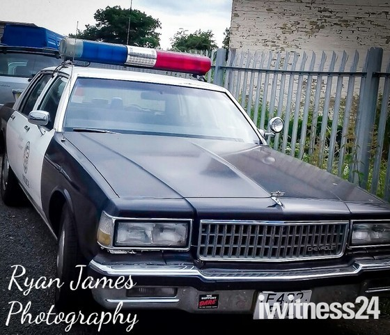 1980 FORD LTD LAPD POLICE CAR