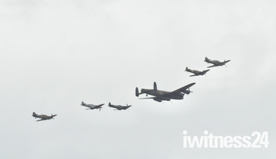 RAF flypass