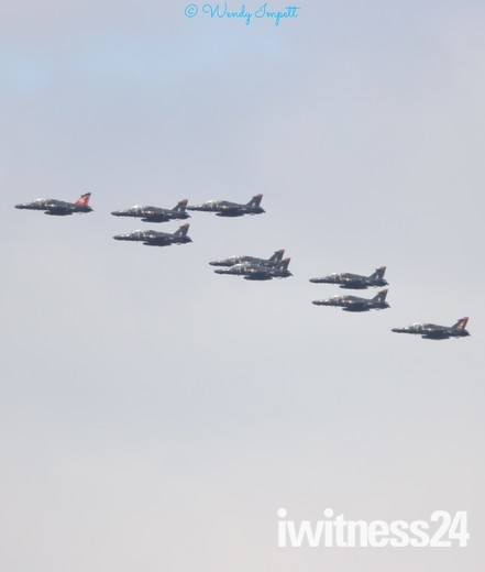 10.7.18 raf💯years flyby