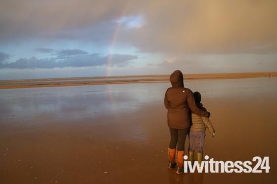 Look Up: Rainbow