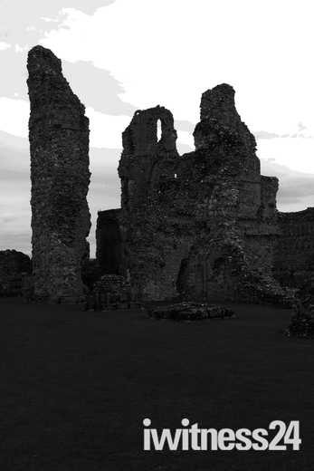 Photo Challenge  Castle Acre Norfolk