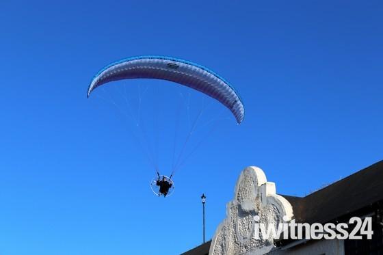 Paraglider Sheringham