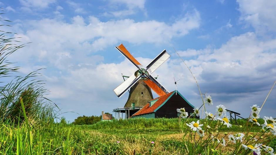 Hollands zomerweer