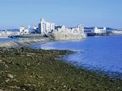 View of Knightstone Island