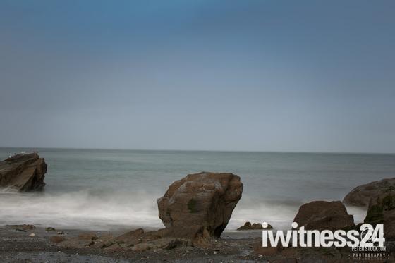 rocks at ilfraclome