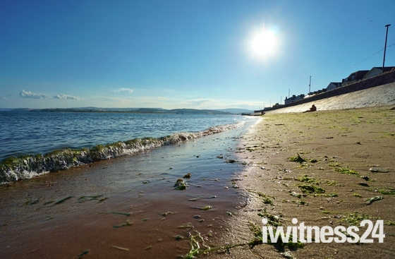 Summer in Exmouth