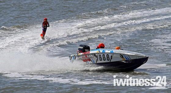 Round 5 National Water ski racing