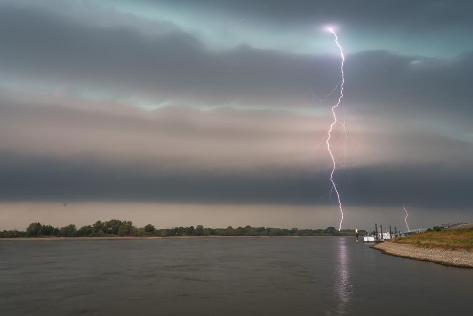 Onweer bij Tolkamer