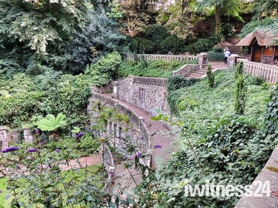 The Plantation gardens Norwich