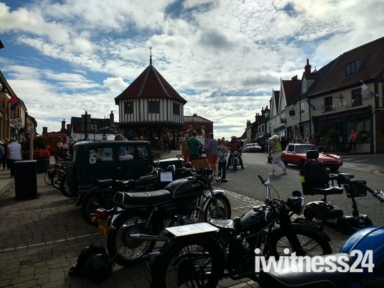 Vintage Day at Wymondham