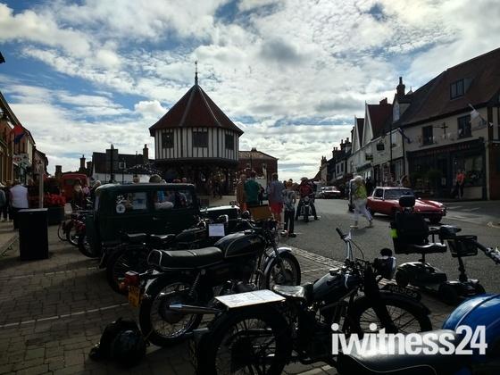 Vintage Day at Wymondham