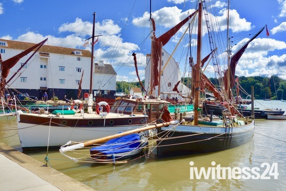 Colourful  Woodbridge