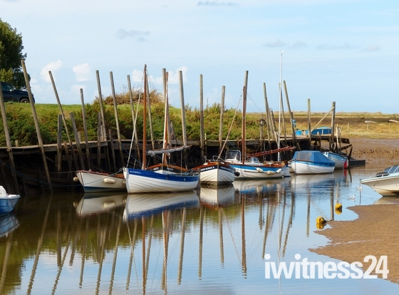 BLAKENEY REFLECTIONS