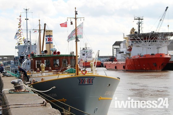 Gt Yarmouth Maritime Festival