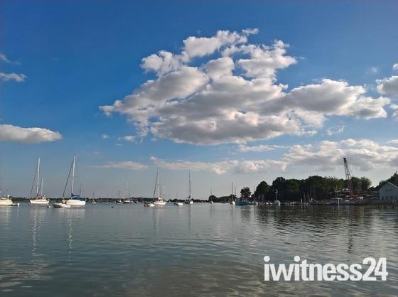 calm waters Waldringfield