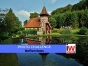 📸 PHOTO CHALLENGE: Reflections 📸