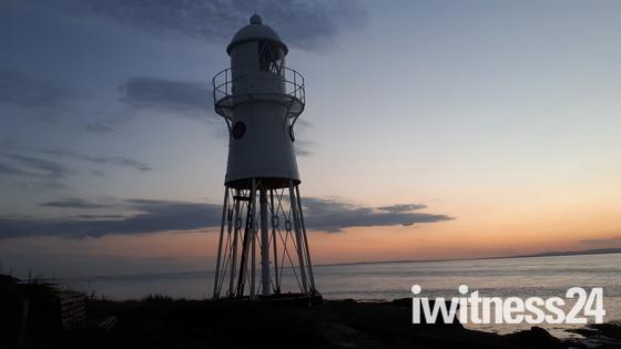 Black bore lighthouse