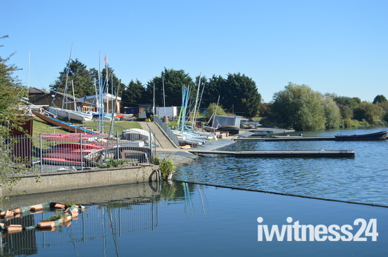 Fairlop Waters Activity Centre