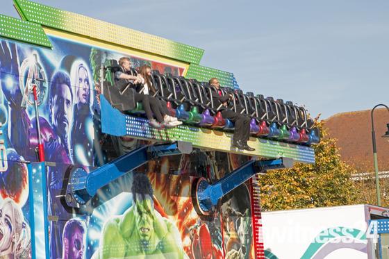 October garden city fair & Stotfold  mill