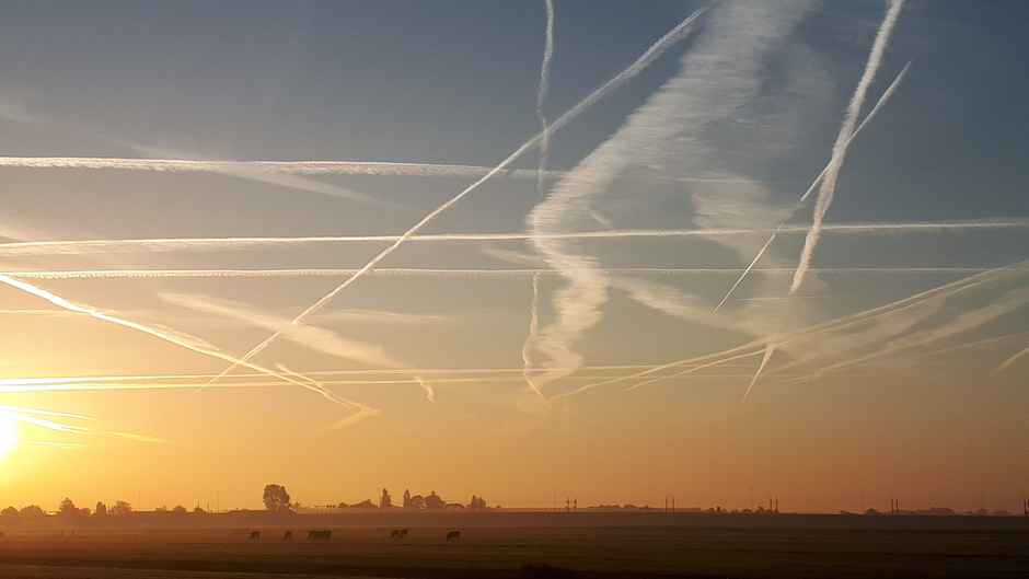 Chemtrails of contrails?