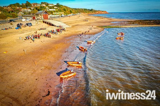 UK National Surf Life Saving IRB Championships 2018