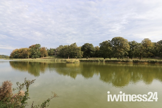 Blickling Hall Lake