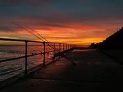 Dawn at Overstrand