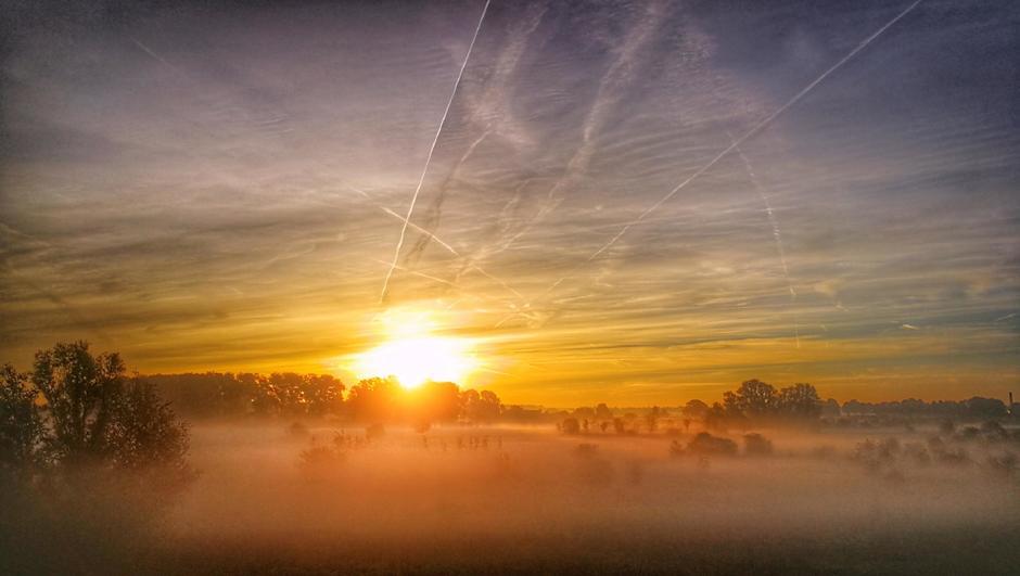 Ook vanmorgen weer mist?