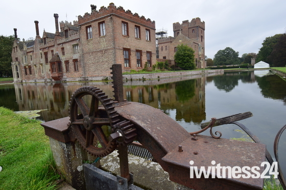 National Trust Oxburgh Hall