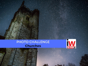 📸 PHOTO CHALLENGE: Churches 📸