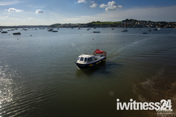 a few hours at instow