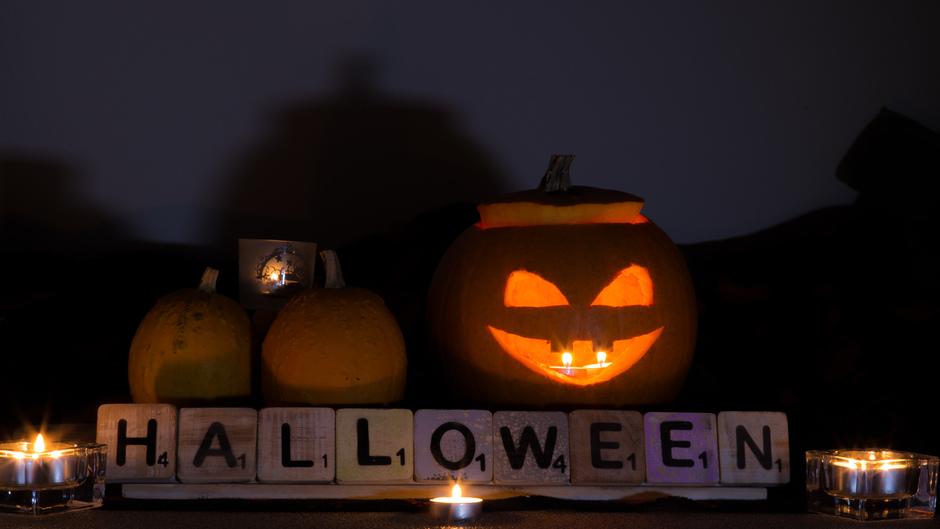Halloween vandaag!