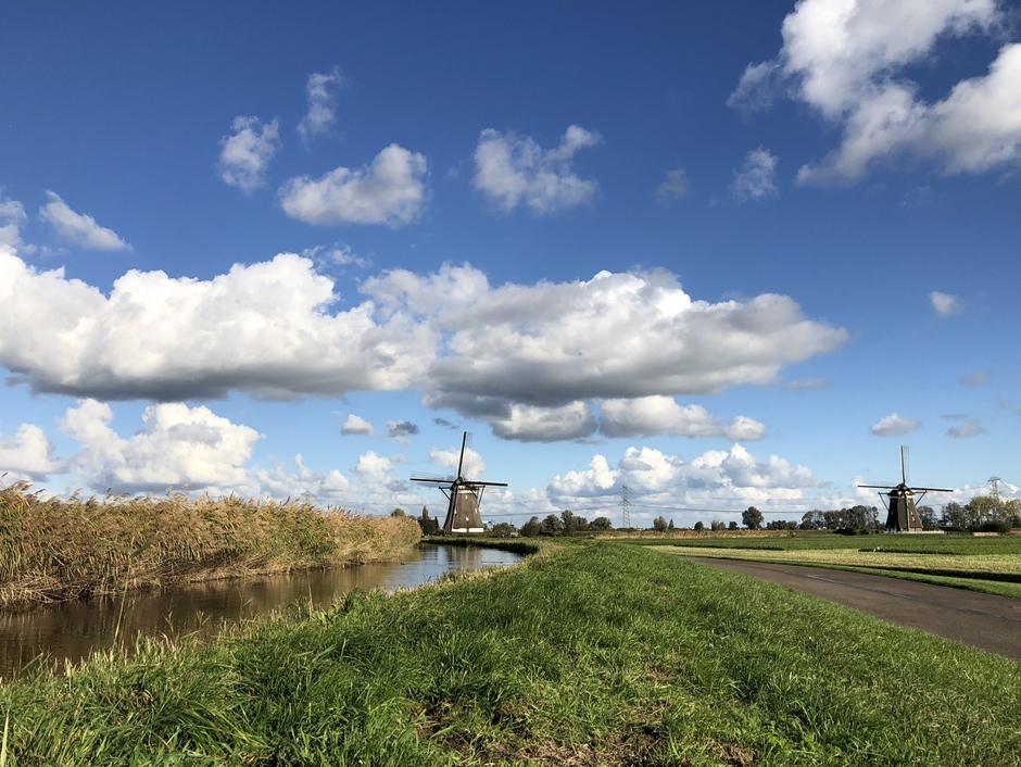 Mooie wolkenluchten